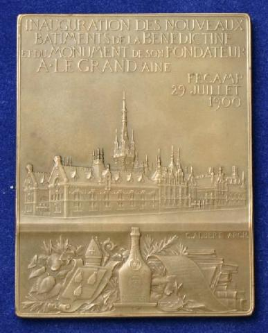 Médaille Benedictine