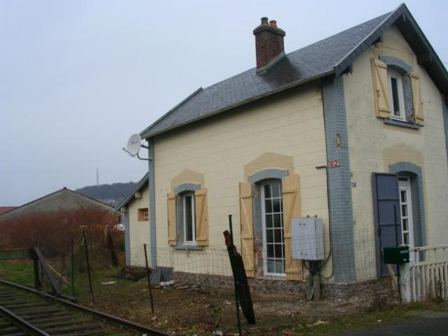 Rue saint Nicolas (voie ferré)