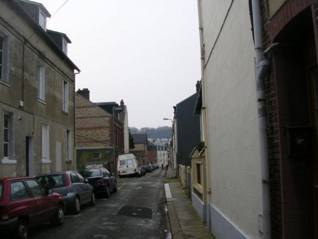 Rue saint Nicolas