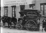 Rue des galleries (confiserie Lechevallier)
