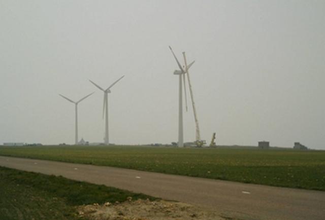 Et un, et deux, et trois éoliennes