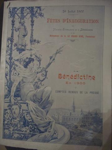La Benedictine en fete