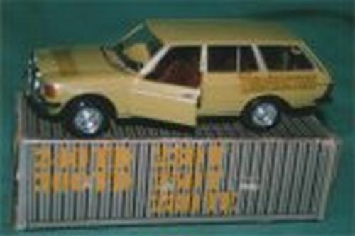 voiture publicitaire