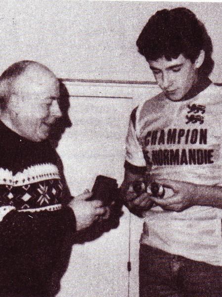 Eric Palfray et Jacques Attinaut