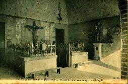 chapelle du precieux sang de fecamp