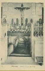chapelle du precieux sang