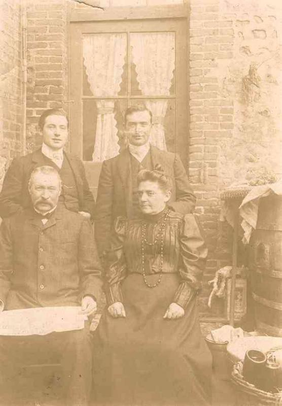 la famille Chantelot