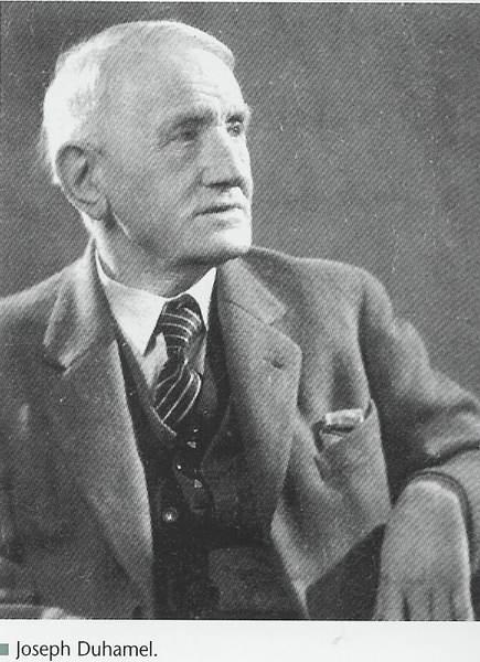 Joseph Duhamel