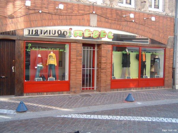 Commerces : nouvelle boutique