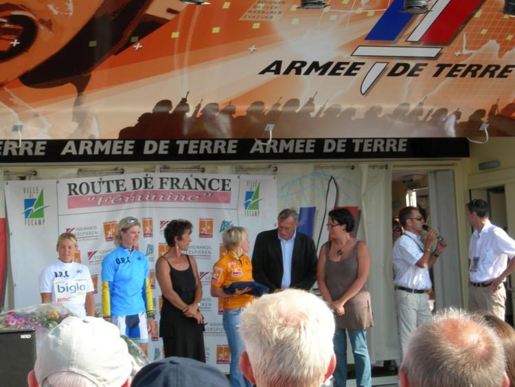 route de France féminine