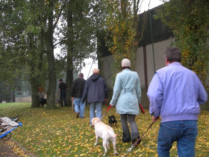 le club Fécampois d'éduction sportive et canine