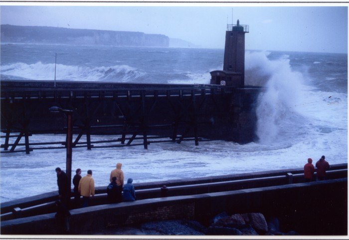 Tempete aux phares