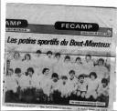 Equipe Cadet en 1981