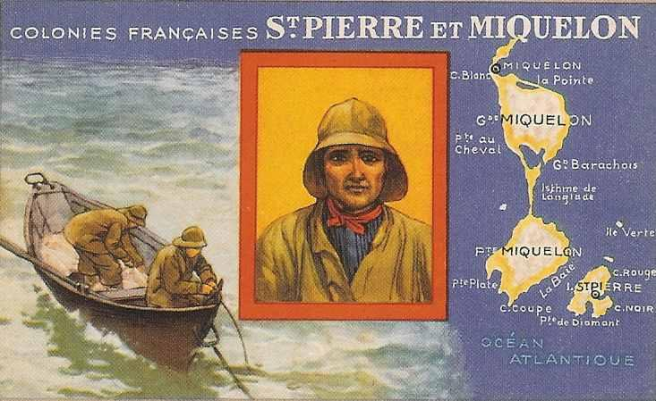 St Pierre & Miquelon