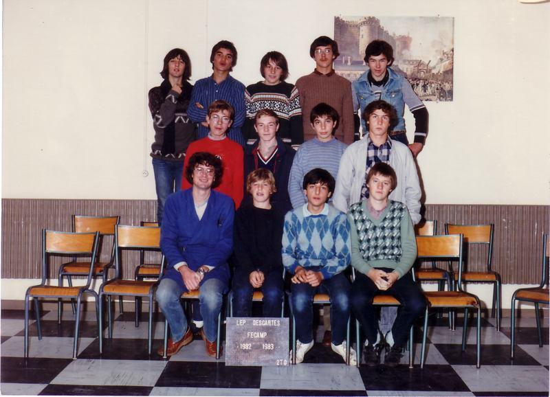 LEP Descartes 1982/83
