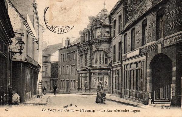 rue Alexandre Legros