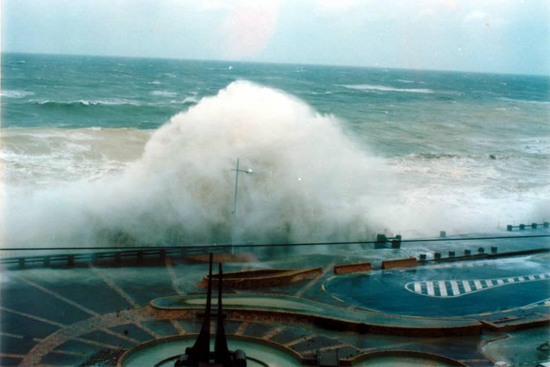 Tempête 1989