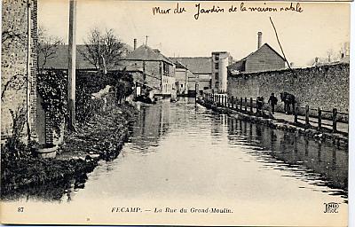 La Rue du Grand Moulin