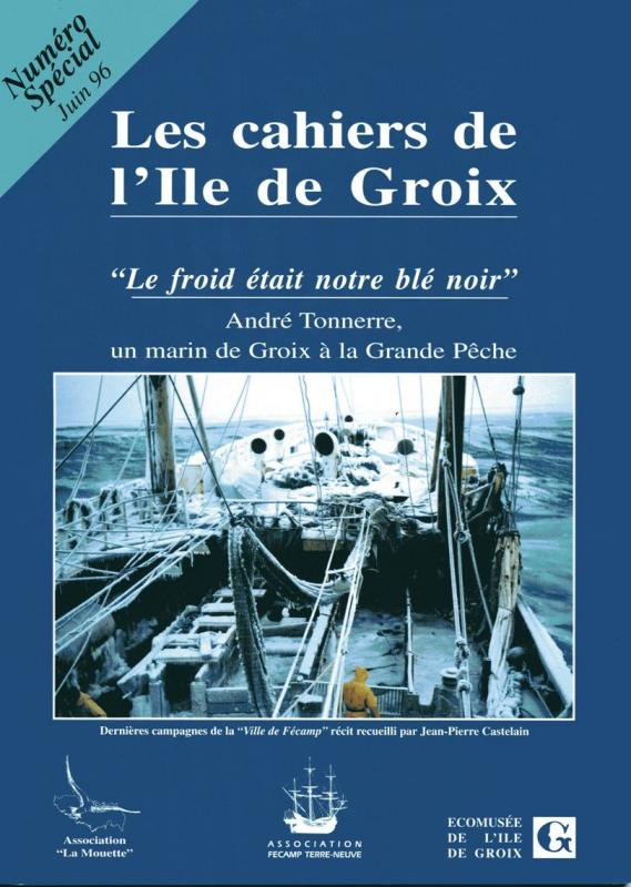 LES CAHIERS DE L'ILE DE CROIX