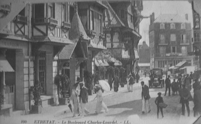 boulevard charles lourdel