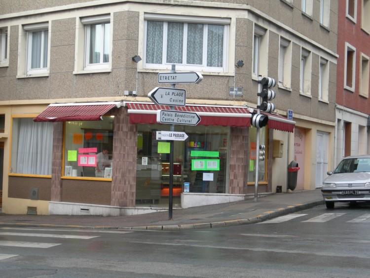 Pizzaria rue du Président René Coty