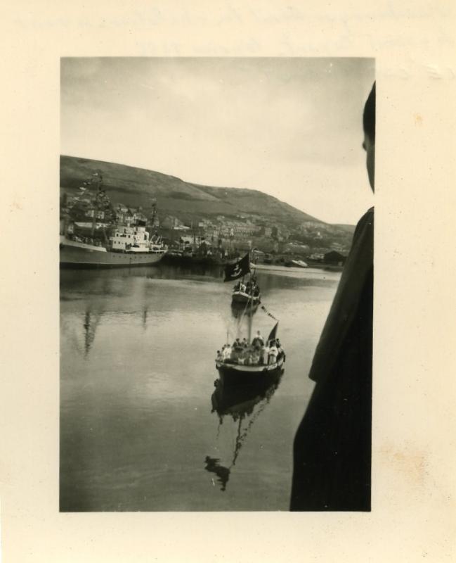 St PIERRE 1955
