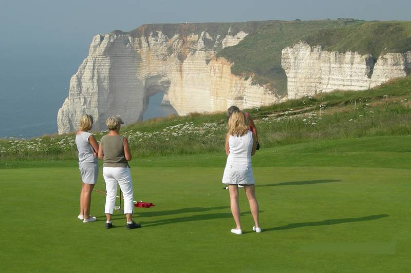 arche et golf