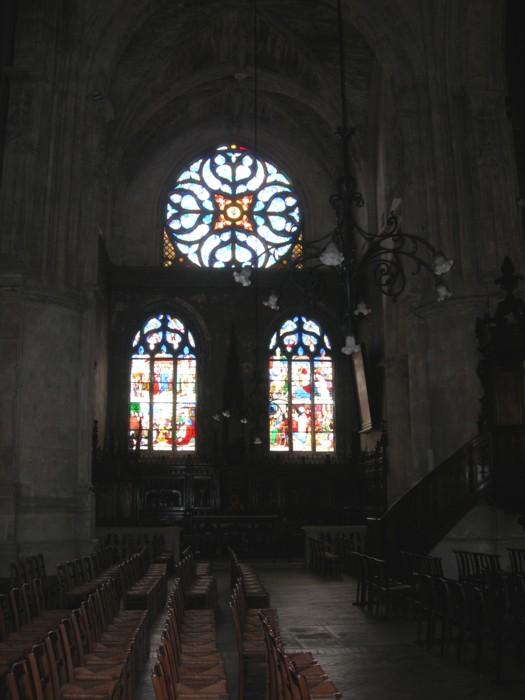 L'Eglise Saint-Etienne rénovée