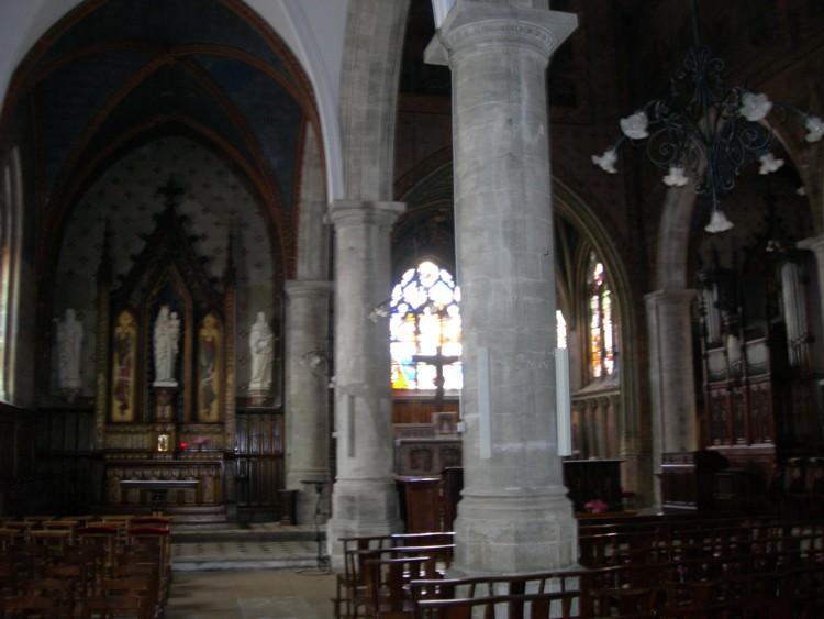 église abbatiale fécamp