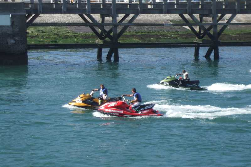 motos de mer