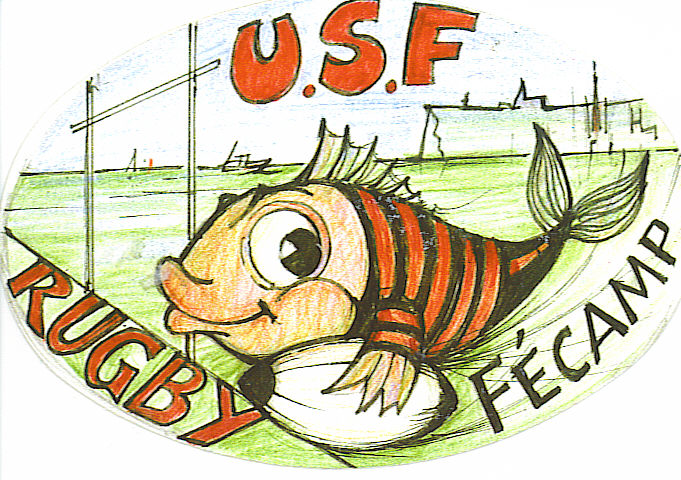 Sticker USF Rugby