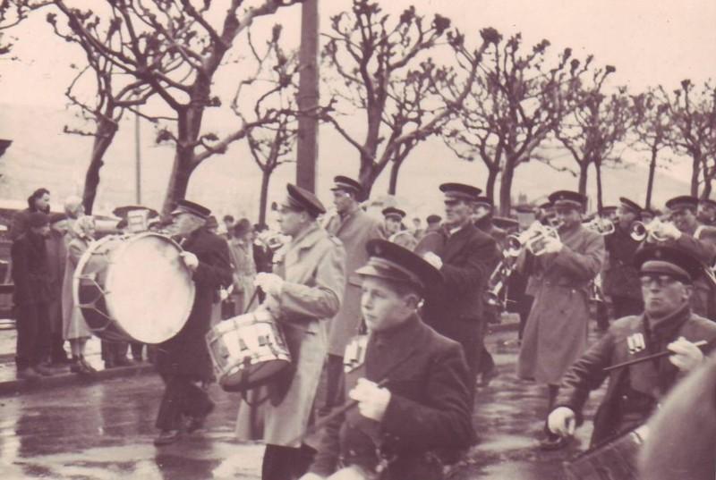 Saint-Pierre des Marins au début des années 50