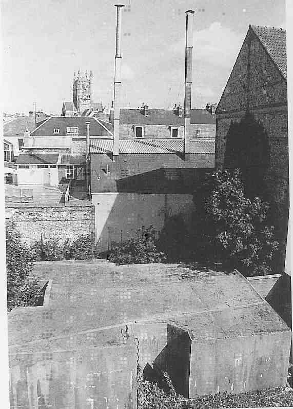 Bunker 11, quai Bérigny suite...