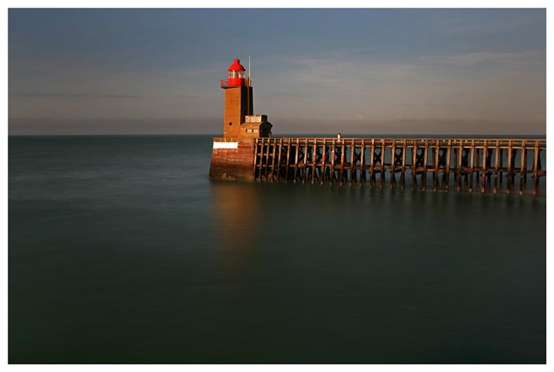phare apres midi d hiver