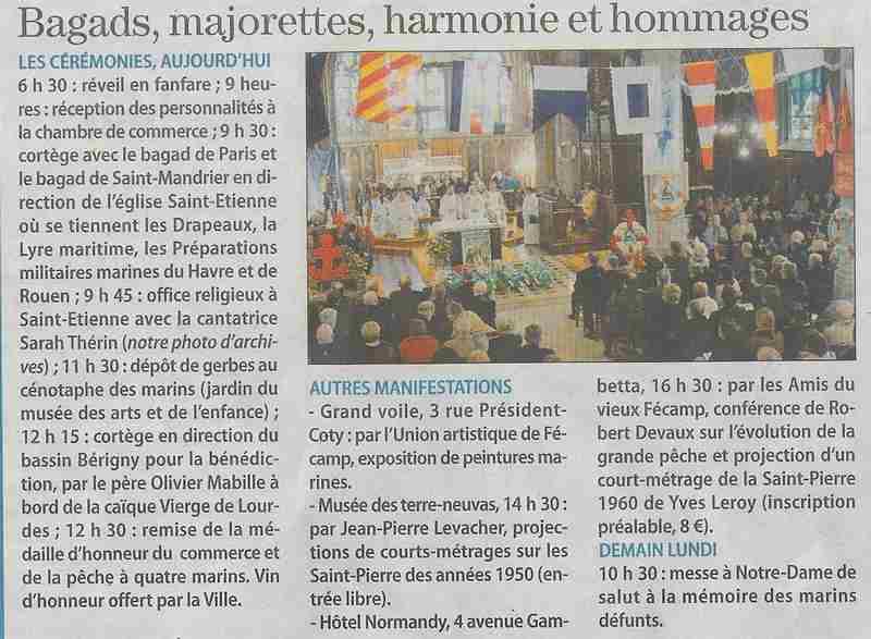 St Pierre des Marins 2008