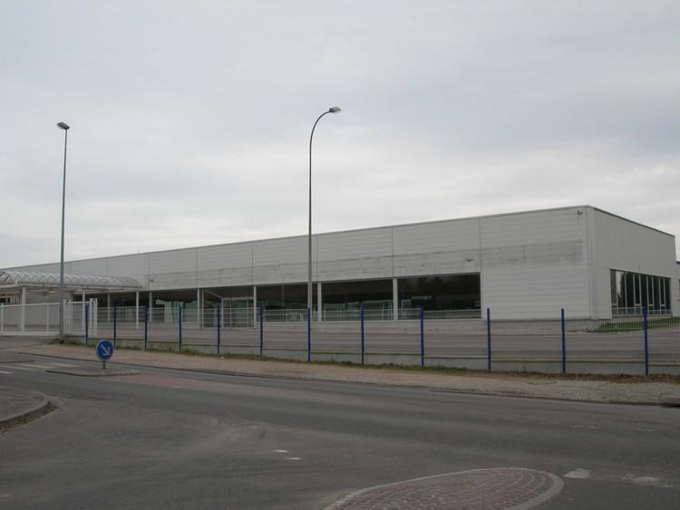 Ancienne concession Peugeot