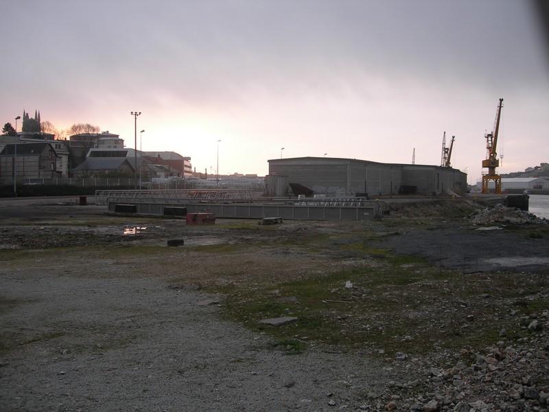 Le Port du côté de Freycinet