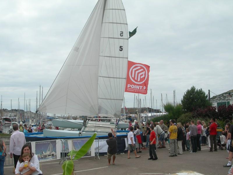 Estivoiles 2008 - essai en catamaran