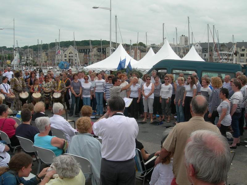 Estivoiles 2008 - Chorale de la MJC