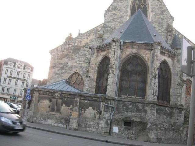 La partie Saint-Etienne _ Centre ville