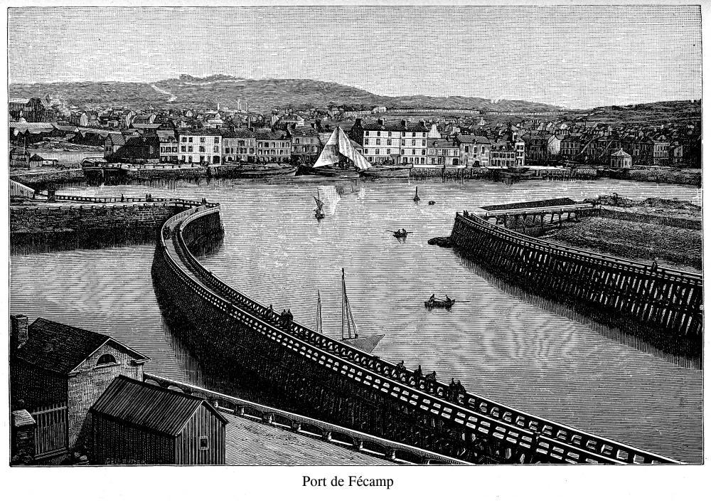 FECAMP Avant Port