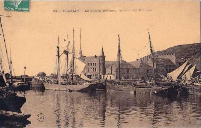 "Ancien Batiment ""Pêcherie"" du Grand Quai"