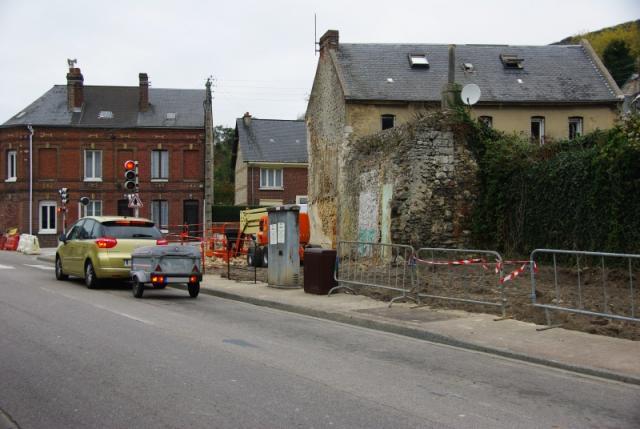 Route de Valmont