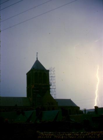 L'Abbaye en 1964