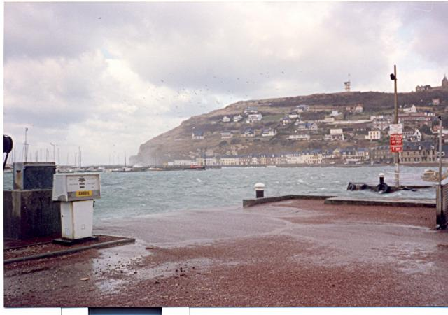 Tempête février 1988