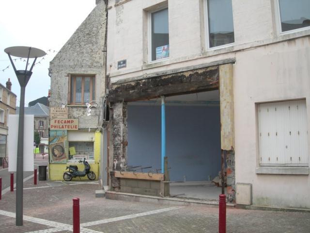 Ancienne boulangerie rue Felix Faure