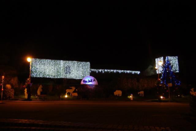 illuminations place des Ducs Richard