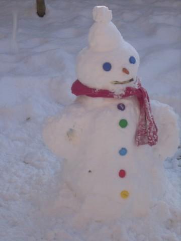 homme des neiges