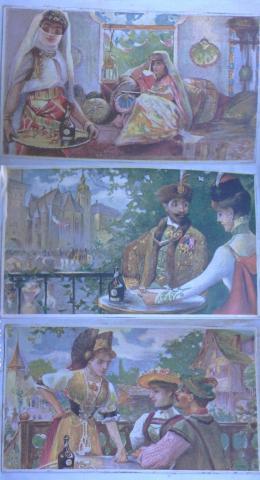 Publicité Bénédictine