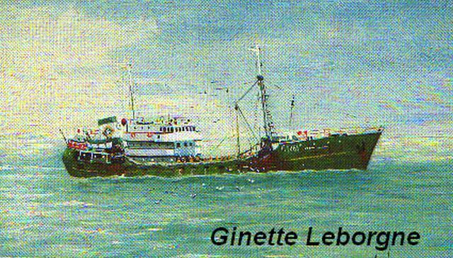 Ginette Le Borgne